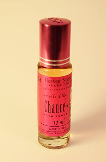 Amazon.com   Heaven Scent Designer Oil Impression Of Chanel Chance For Women  12ml   Free Name Brand Sample-Vial With Every Order     Beauty f0890355c2
