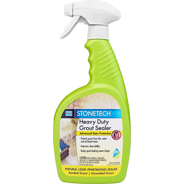 Laticrete Stonetech Professional Heavy Duty Grout Sealer - 24 Ounce Spray Bottle