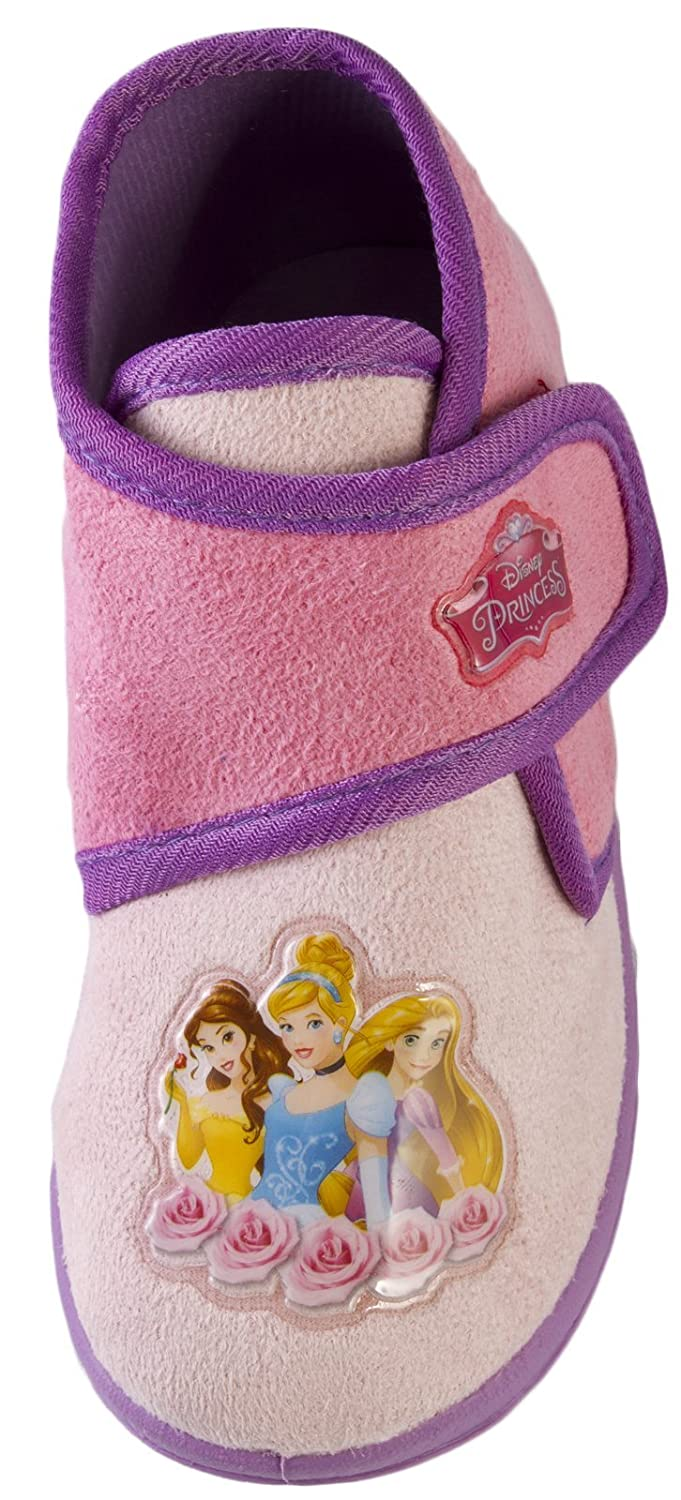 Disney Princess Girls Slippers House Shoes