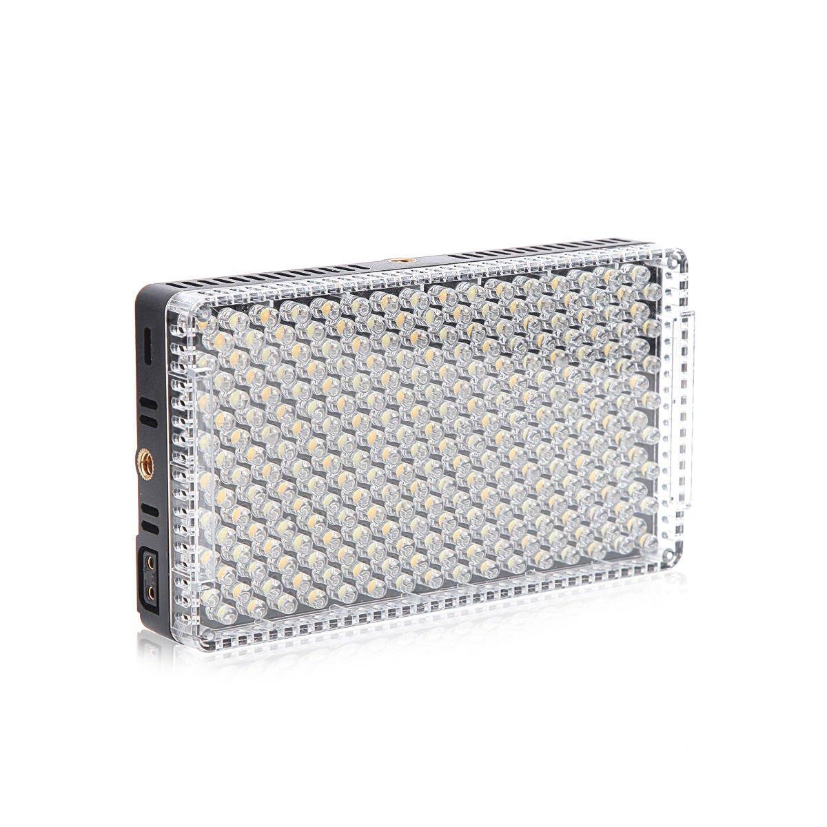 Aputure Amaran AL-F7 3200-9500K CRI/TLCI 95 LED panel LED video camera light (Aputure H198 Upgrade Version) with DigiKit cleaning cloth by Aputure (Image #5)