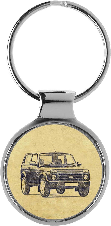 Kiesenberg Schlüsselanhänger Geschenke Für Niva 4x4 Was 21214 Fan A 4709 Auto