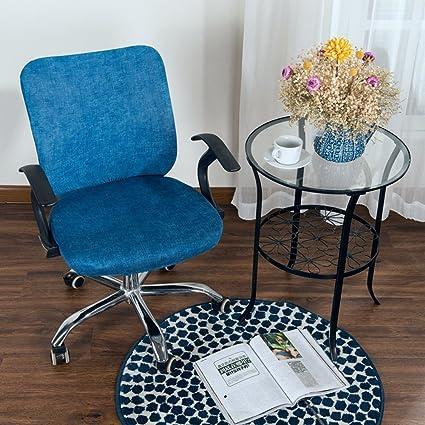 amazon com nordmiex office desk chair covers protective