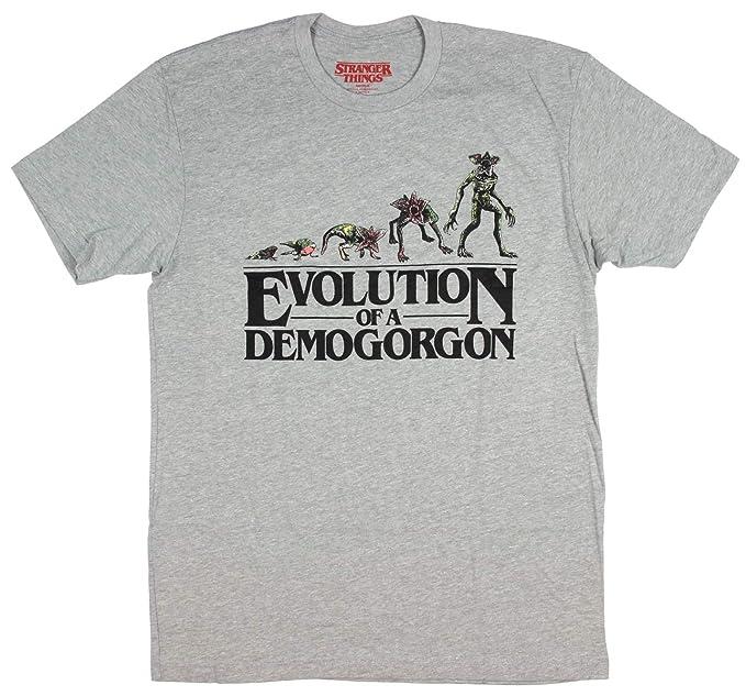 Amazon.com: Stranger Things - Camiseta con texto en inglés ...
