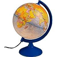 Gürbüz Yayınları 42301 Işıklı Siyasi Küre, 30 cm