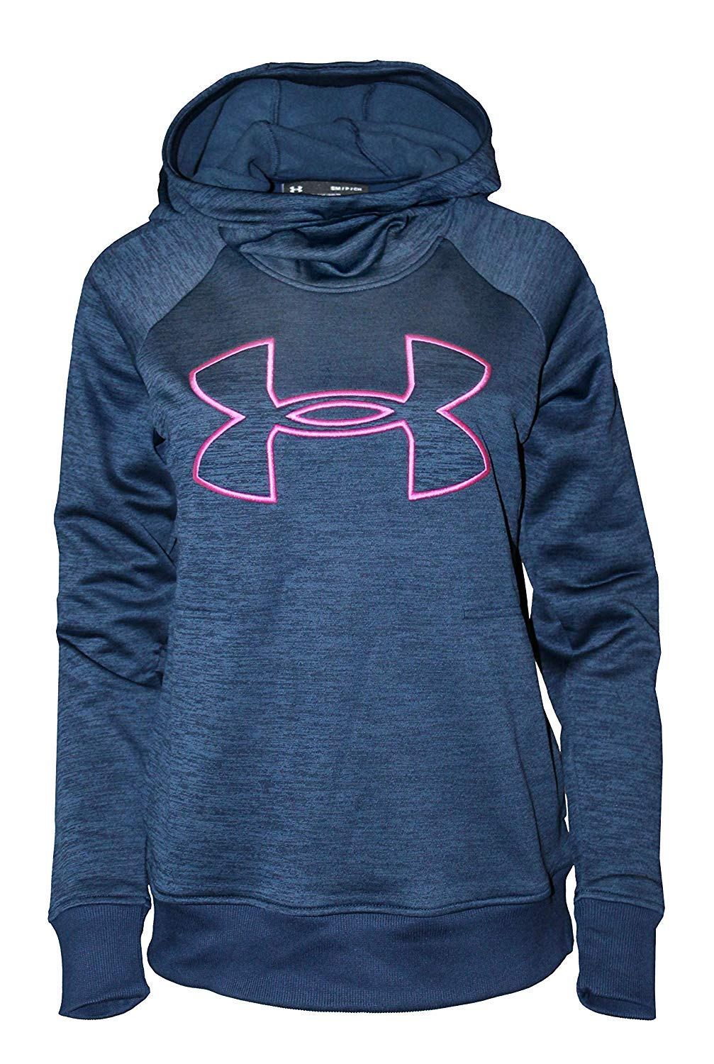Under Armour Womens Hoodie Active Big Logo Pullover (Academy, X-Small) by Under Armour
