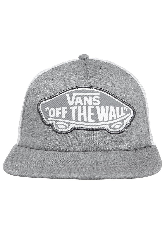 Vans Womens Beach Girl Trucker Hat, Grey