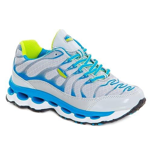 Sneakers grigie per donna TooCool CBNjE6