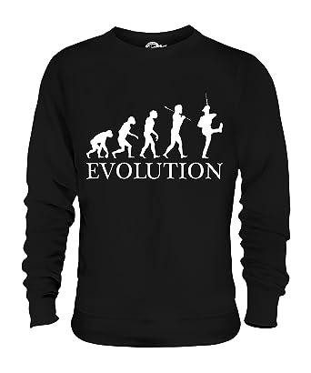 CandyMix Marsch Marcherende Soldaten Evolution Des Menschen Unisex Herren  Damen Sweatshirt, Größe X-Small