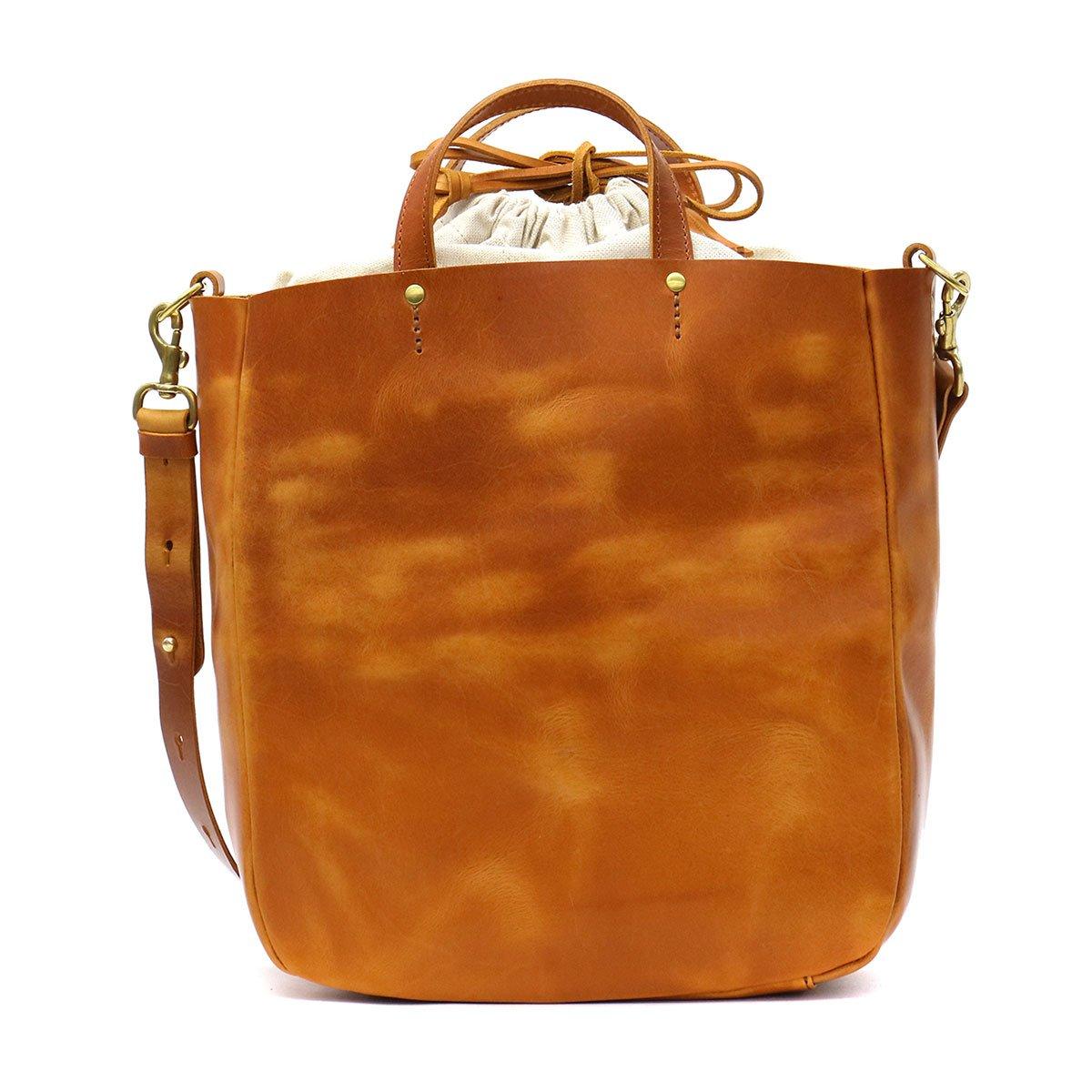 [スロウ] トートバッグ herbie 2way tote bag 49S122G B07F23MB44 CAMEL(24) CAMEL(24)