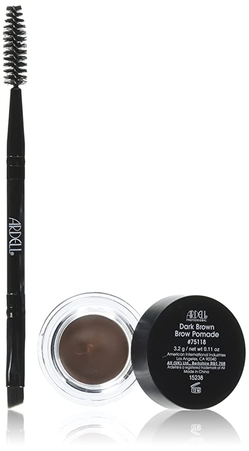 08ef341da2f Buy Ardell Brow Pomade, Dark Brown Online at Low Prices in India - Amazon.in