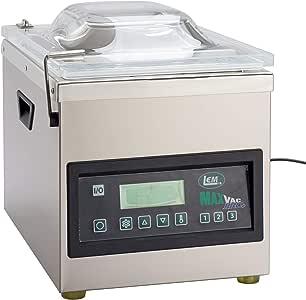 Amazon.com : LEM Products 1250 MaxVac Pro Chamber Vacuum