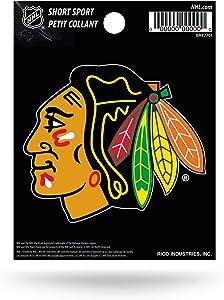 Rico NHL Short Sport Decal