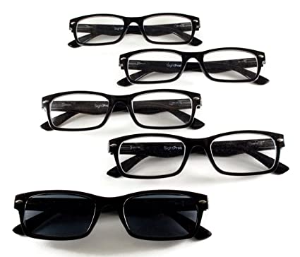 26705d974d SightPros Reading Glasses - See Clearly up close -  quot cheaters quot  for  men and