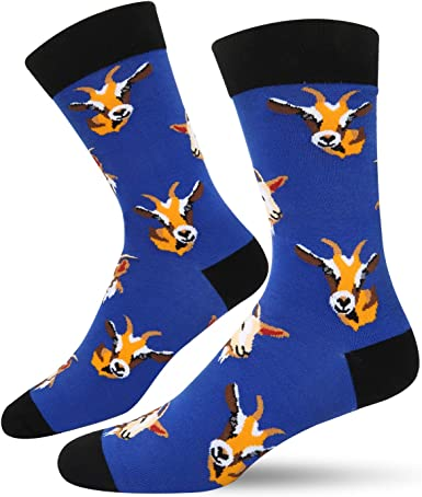 Fashion Travel Breathable Socks Colored Eggs Blue Bows Men /& Women Running Casual Socks