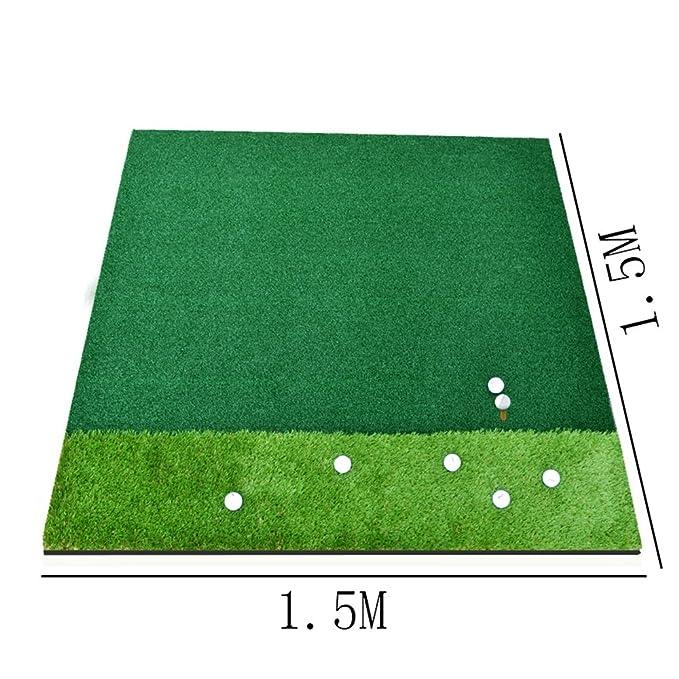 Jia He Tapetes de Golf Práctica de práctica de Golf en ...