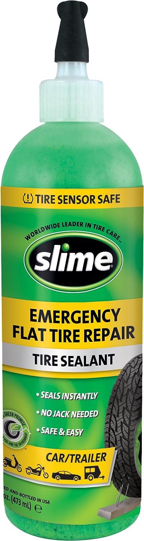 Slime Emergency Tire Repair Sealant