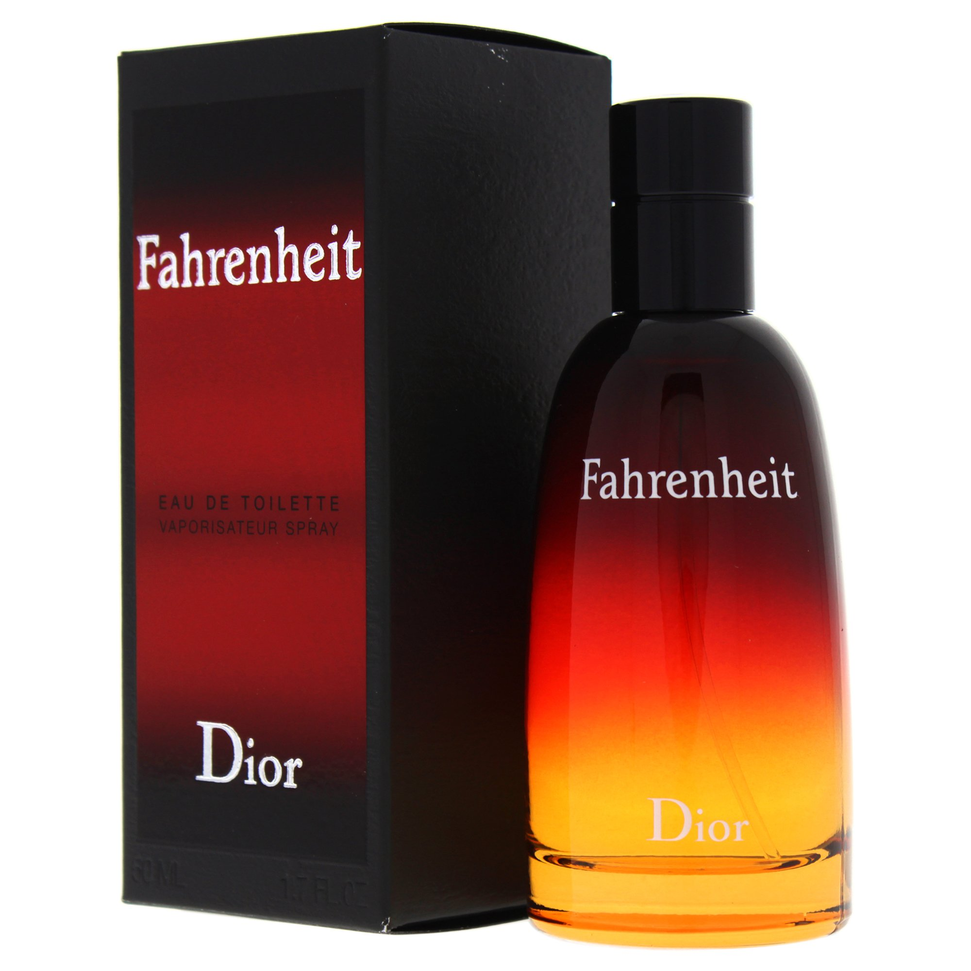 Fahrenheit By Christian Dior For Men. Eau De Toilette Spray 1.7 Ounces by Dior (Image #5)