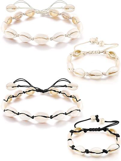 bracelet coquillage fille
