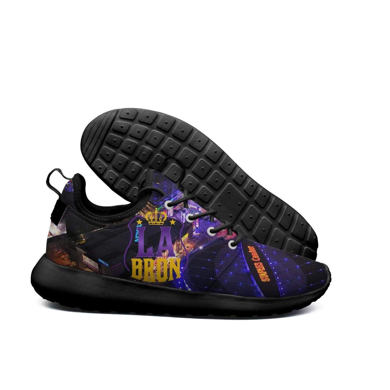 messieurs et mesdames les hommes et roshe - deux mailles la_bron_Jaune _logo_basketball légers, course de cross - roshe country, qualité et quantité des chaussures à vendre à un prix abordable vn5795 garantis 9e8851