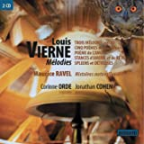 Louis Vierne - Melodies