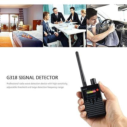 Amazon com: Super Anti-Spy Signal Detector GPS Signal