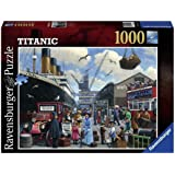 Ravensburger – 19419 – First Sunset Of The Titanic Jigsaw Puzzle – 1000 Pieces
