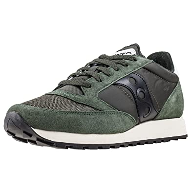 5738ac076c2d Saucony Men s Jazz O Vintage Cross Trainers  Amazon.co.uk  Shoes   Bags