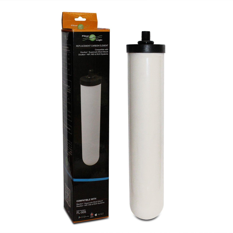 Super Cartouche céramique Filter Logic® FL-005 compatible Doulton® Ultracarb®