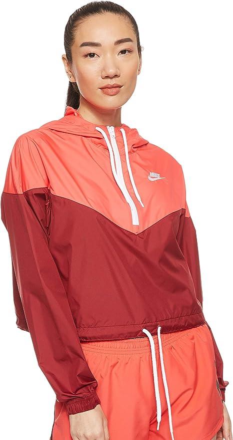 nike damen w nsw hrtg jkt windbreaker jacket