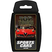 Winning Moves WMA Top Trumps Sports Cars Board Game