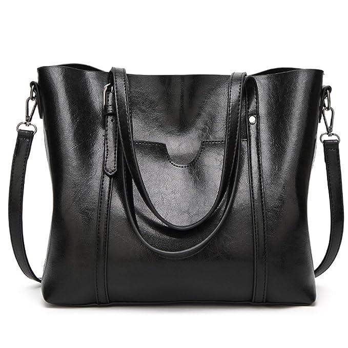 Amazon.com: Women Top Handle Satchel Handbags