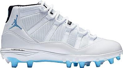 huge discount e1d7d 443b4 Amazon.com   Nike Jordan XI Retro TD Men's Football Cleat ...