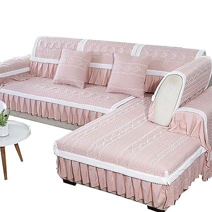 DFamily Cubre sofá Europeo Cuatro Estaciones Tela Sala de ...