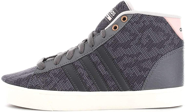 Amazon.com   adidas NEO Women Shoes Cloudfoam Daily QT Mid Casual ...