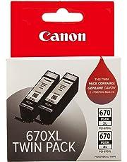 Canon PGI670XLTWIN Black Twin Pack (2 x PGI670XLBK)
