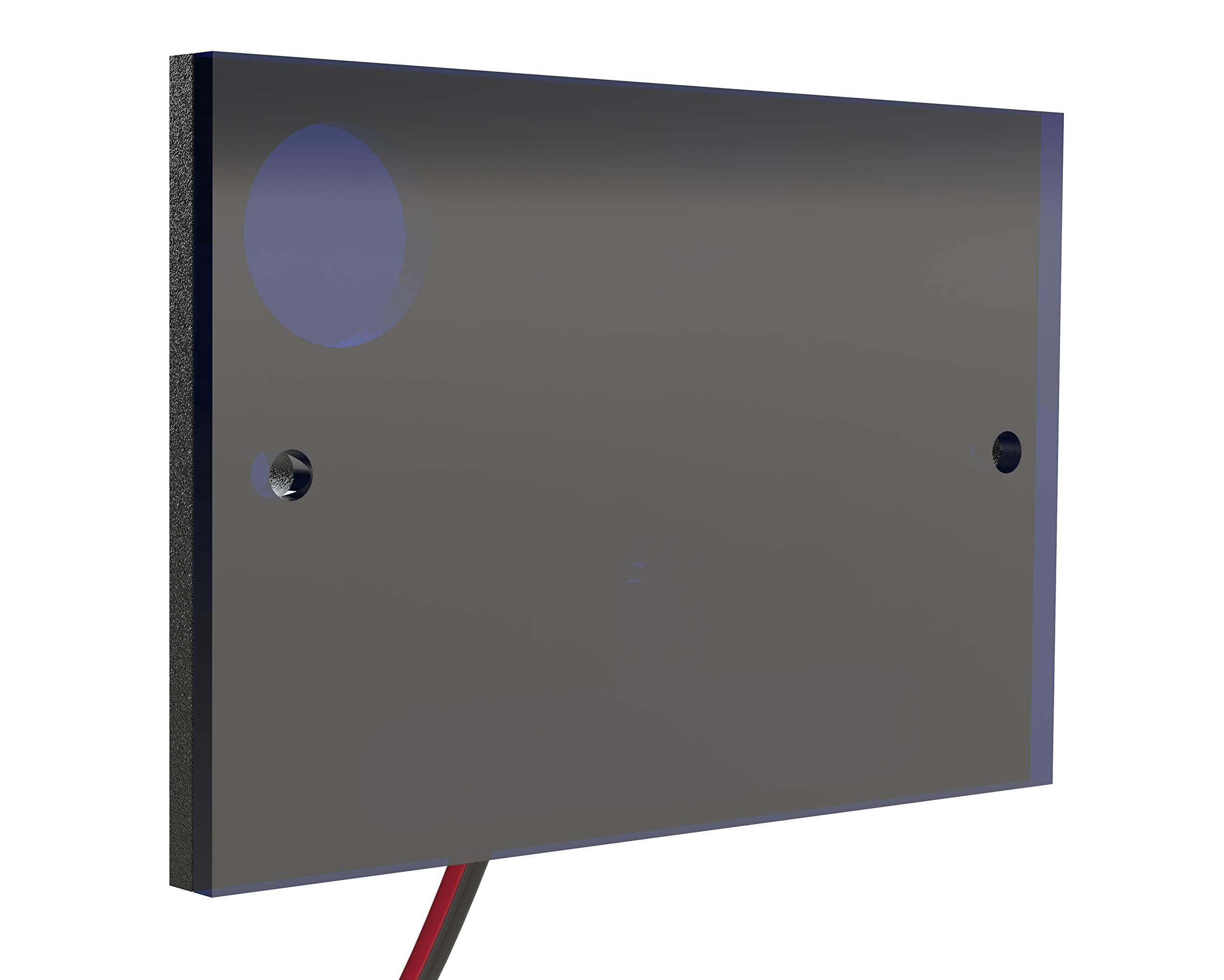 Infrared Illuminator Microlight IR Plate 120/8 120deg Wide Angle up to 25ft Night Vision by Microlight