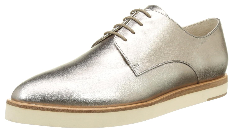 JB Martin Dalva, Zapatos de Cordones Derby para Mujer 40 EU|Dorado (Chevre Brazil Stone Stone)
