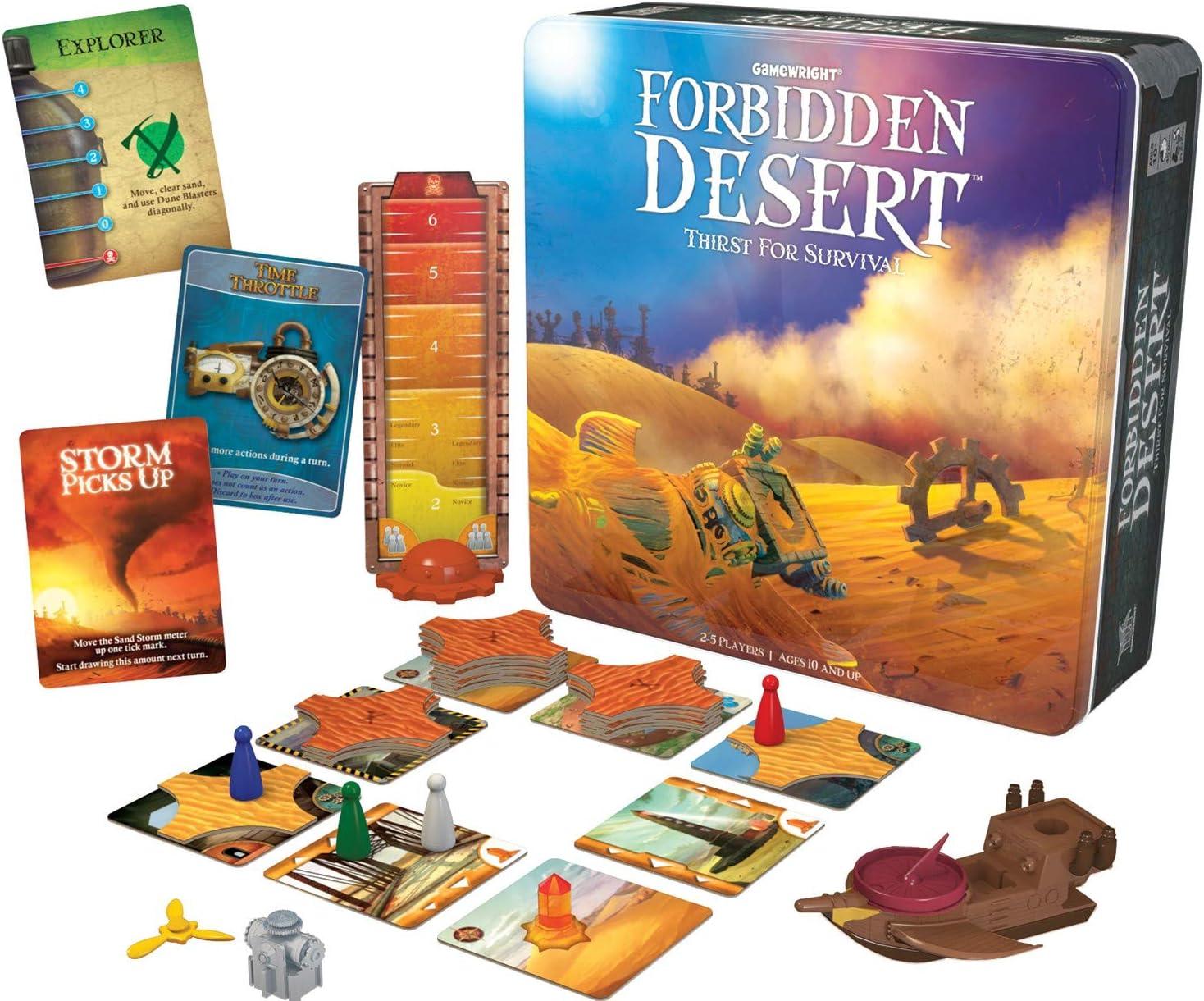 Gamewright - Juego de fichas, 5 Jugadores (Ford) (versión en ...