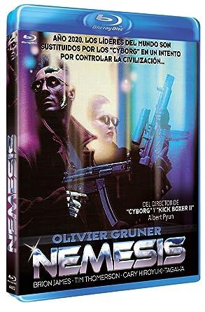 Nemesis BD 1992 [Blu-ray]: Amazon.es: Olivier Gruner, Tim ...