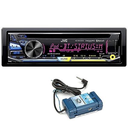 Amazon.com: JVC kd-r975bts CD con volante interfaz de ...