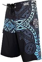 """Hawaiian Island Creations (HIC) 21"""" Kanaha 8 Way Stretch Boardshorts"""