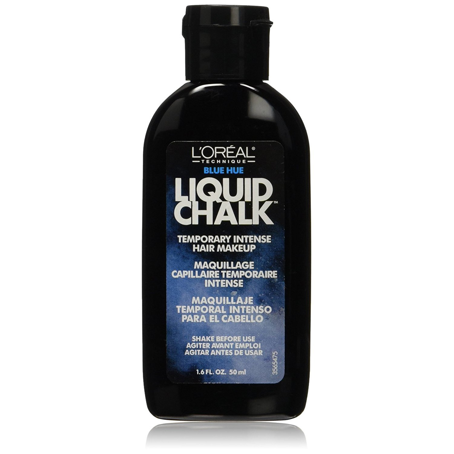 Loreal Liquid Chalk Hair Makeup - Blue Hue 1.6oz