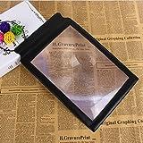 Careshine A4 Loupe Pleine Page, Grande Lentille pour vous lire   30 cm* 19 cm, sans Distorsion et Une Frontière pour les Personnes âgées, les Aînés et les Malvoyants