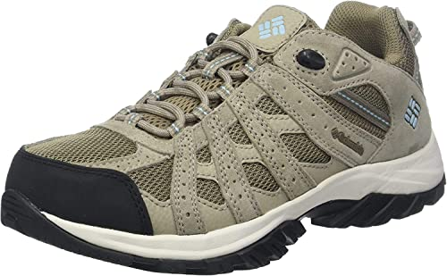 Columbia Canyon Point Waterproof, Zapatillas de Senderismo, Impermeable para Hombre, Beige (Pebble, Sky Blue), 37 EU: Amazon.es: Zapatos y complementos