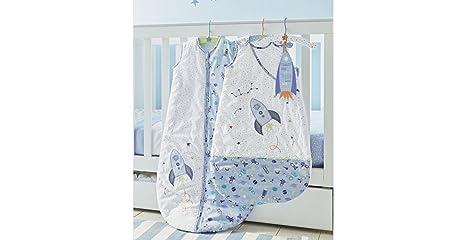 Mothercare - Saco de dormir (de 0 a 6 meses, 2,5 tog, espacio Dreamer): Amazon.es: Bebé