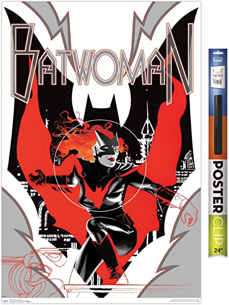 Amazon.com: Trends International DC Comics-Batwoman Premium ...