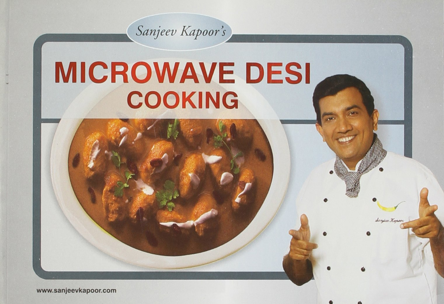 Microwave desi cooking sanjeev kapoor 9788179913086 amazon books forumfinder Gallery