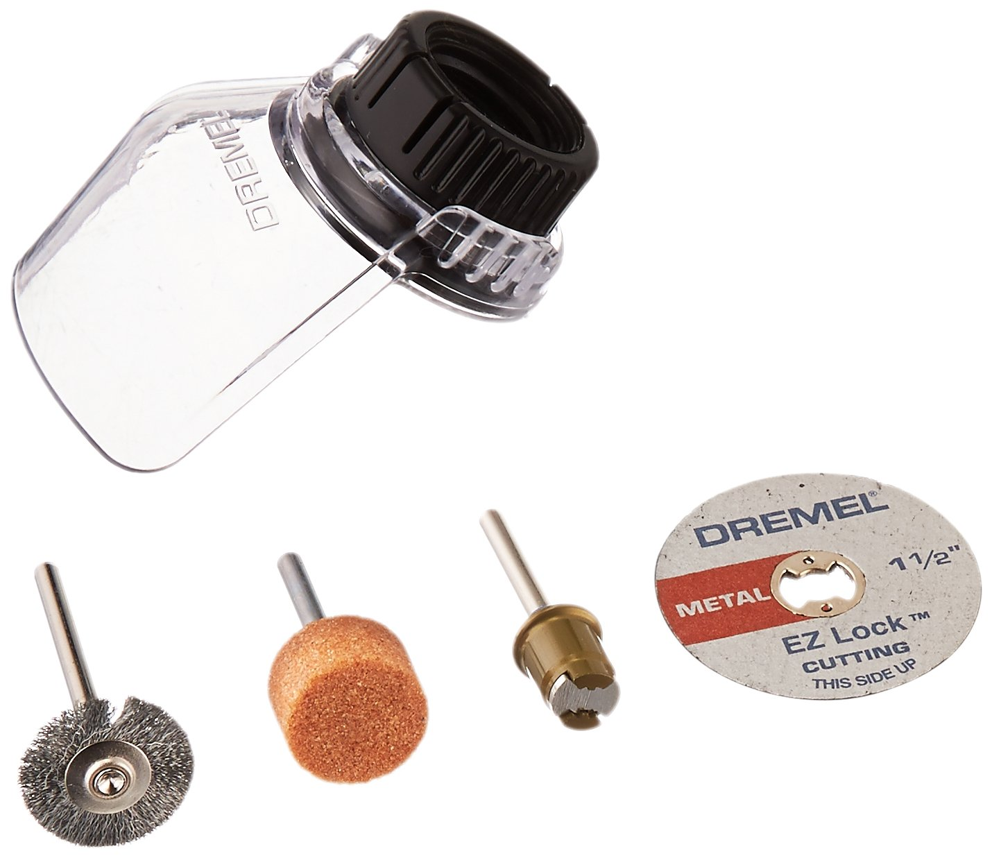 Dremel A550 Shield Rotary Attachment Kit