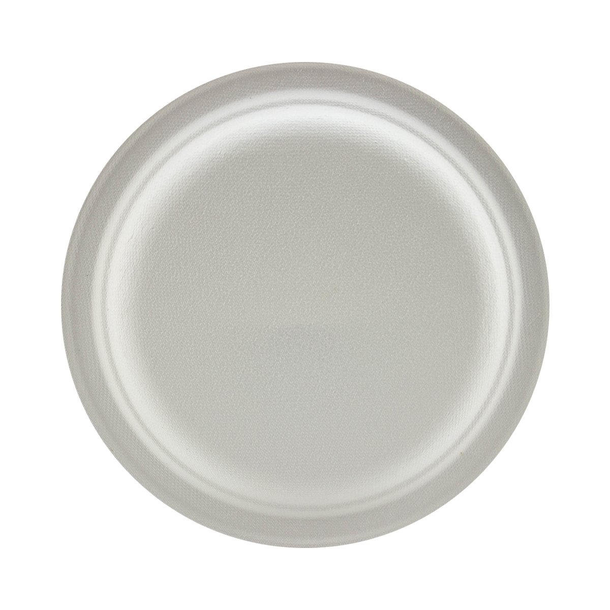 "18 cm Strong Paper Plates Round Party Plates 125 Pack 7/"" Super Rigid Bagasse Plates Biodegradable and Disposable Eco-Friendly Non Plastic Alternative 7 inch"