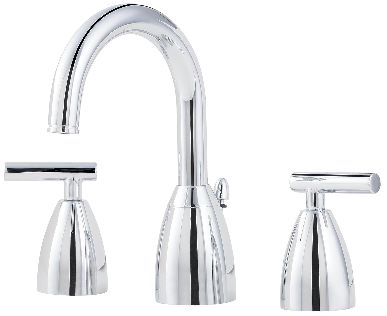8 widespread faucet mirabelle pfister contempra 2handle 8